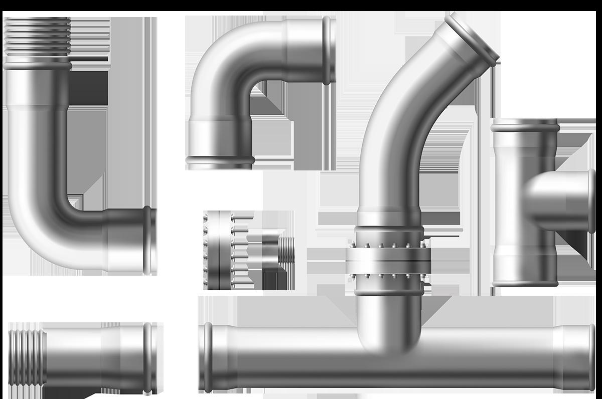 Hinsch Metallbau und Rohrbiegerei bietet Rohrverarbeitung nach Maß